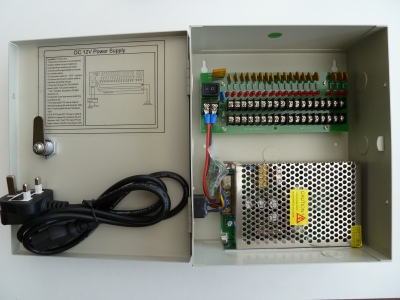 CCTV 18 Output 10A Power Distribution Box